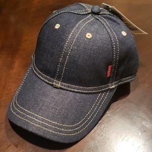 Levi's Red Tab Denim baseball cap
